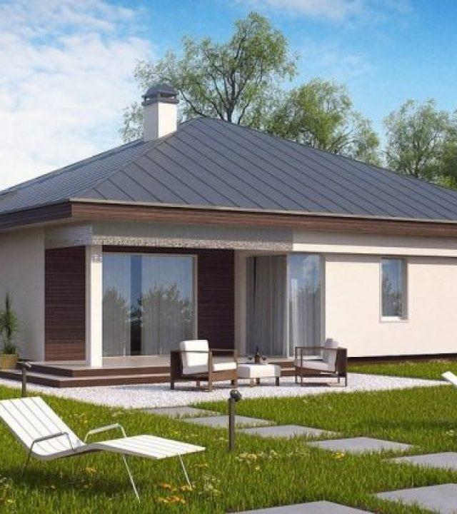 Nízkoenergetický dom EKOHAUS 100